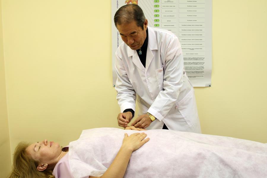 Причина диабета в китайской медицине