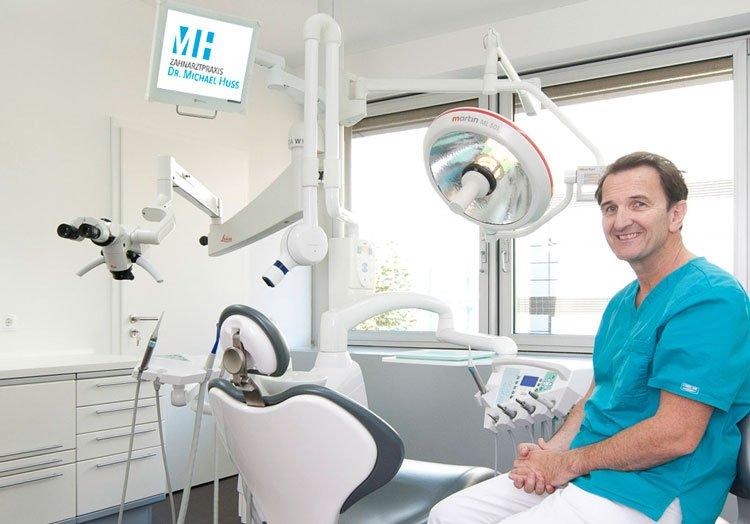 Преимущества немецкой стоматологии - быстрое и безболезненное лечение зубов