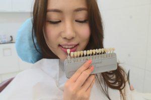 oaks dental clinic laser whitening seoul dentist korea