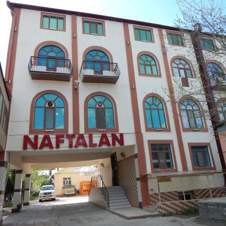Нафталан - курорт в Азербайджане