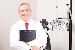 Угол поля зрения человеческого глаза