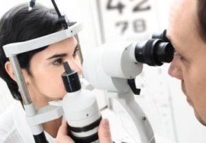 Исследования бинокулярного зрения с одним глазом