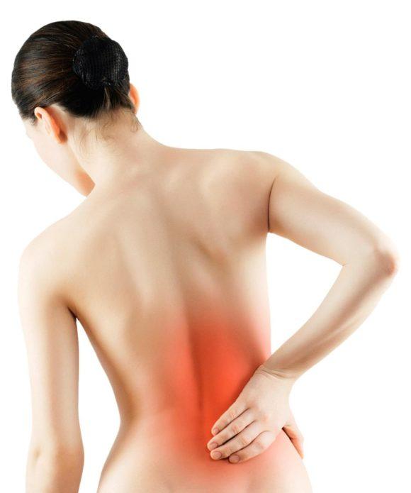Болит спина после долгого сидения